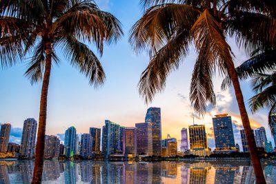 35. Miami view