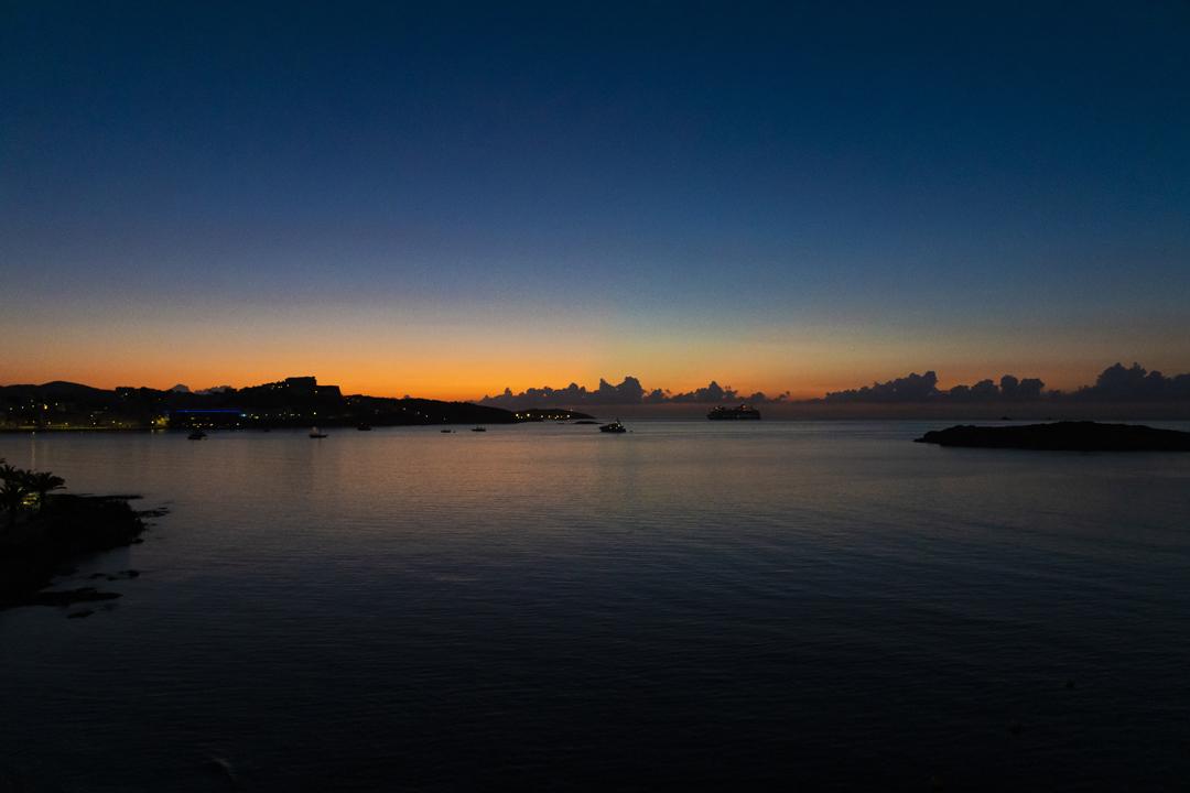 32. Sunset Ibiza