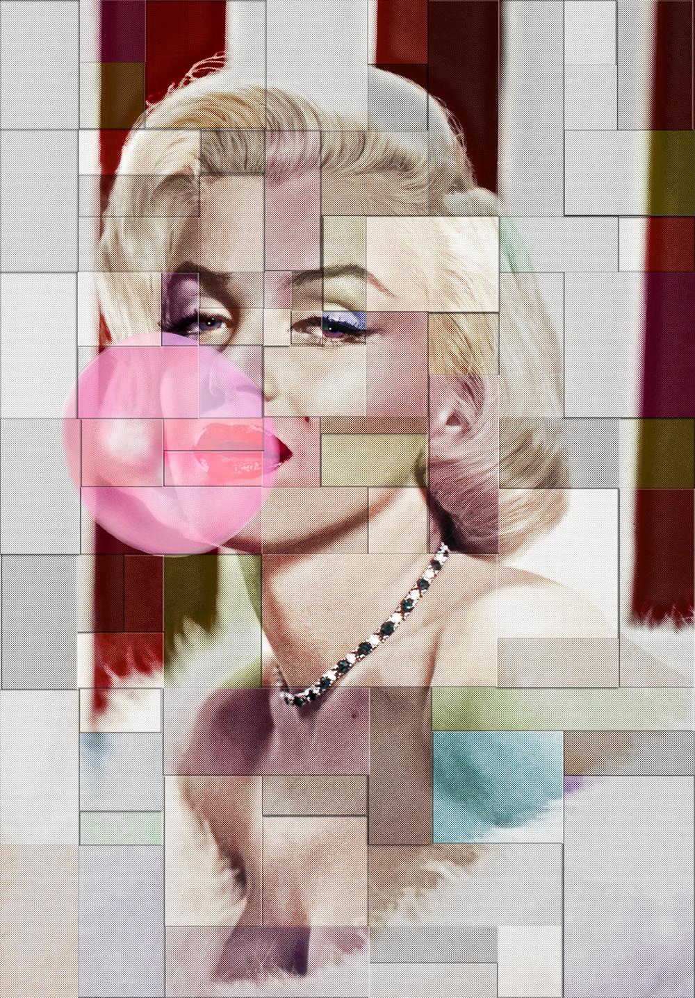 Marilyn-Art